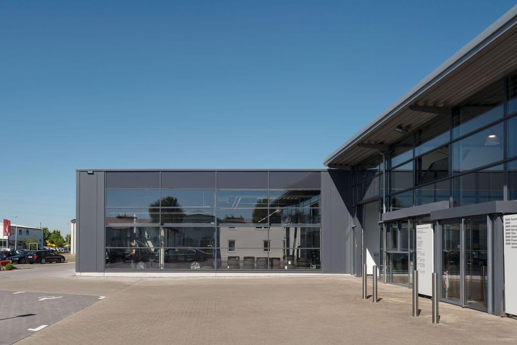 BKM-Architekten - Projekte